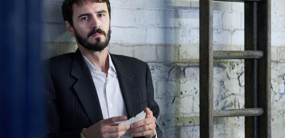 Matthew Batte stars as Daniel Morgan