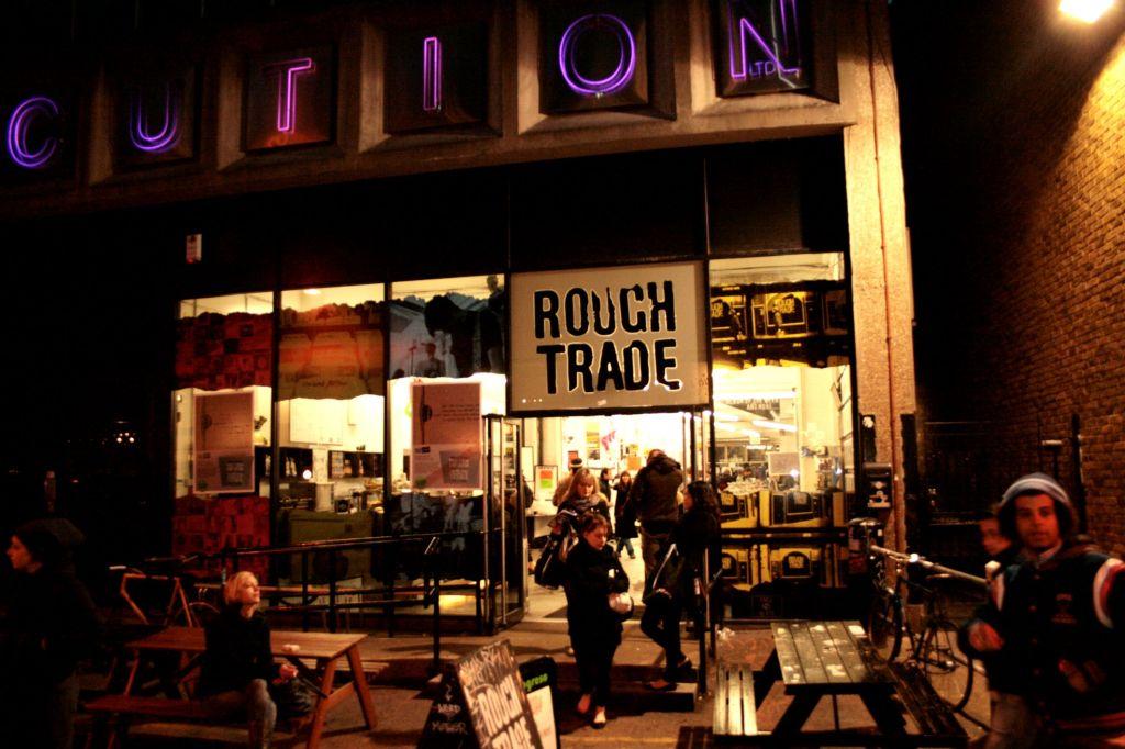 Rough Trade by Von_Boot