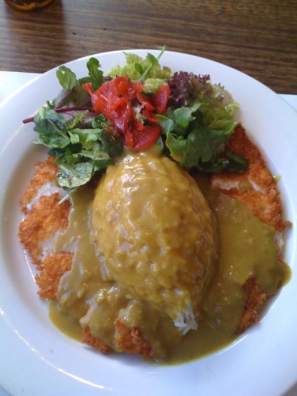Katsu Chicken Curry2 by GordonFlood