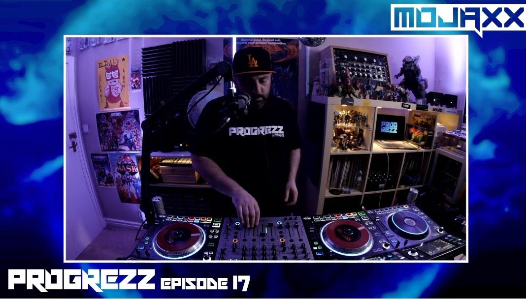 Mojaxx DJ on Twitch