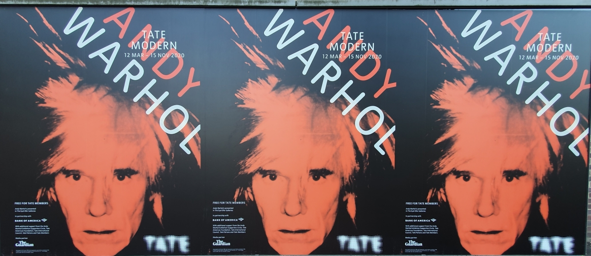 After Weeks Of Waiting Andy Warhol At Tate Modern Fiskal Policy