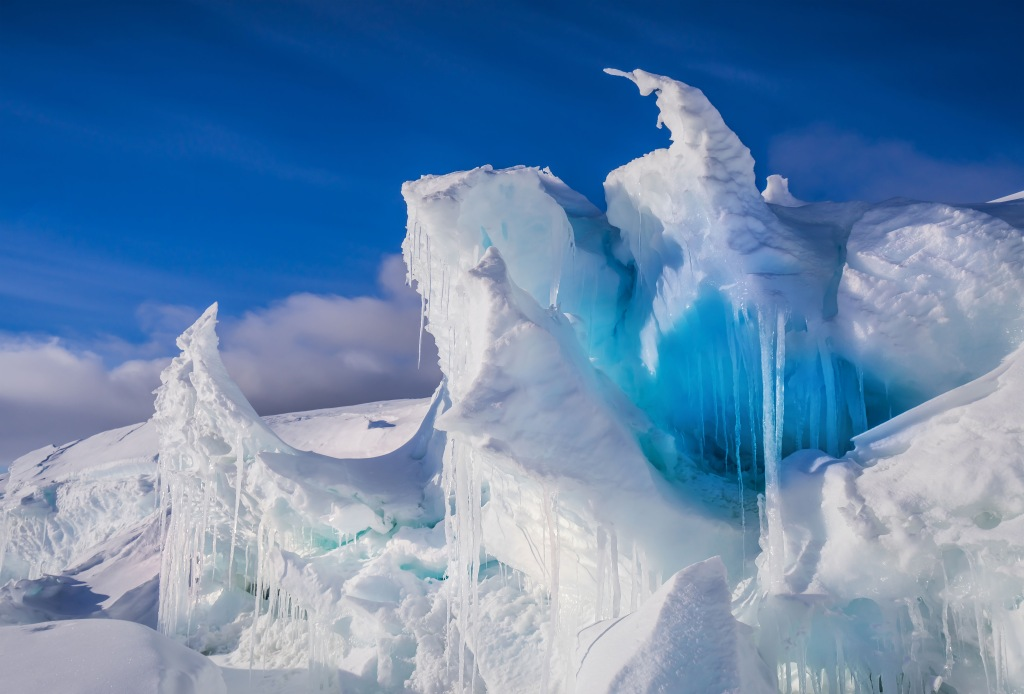 Antarctica -20 by Trey Ratcliff