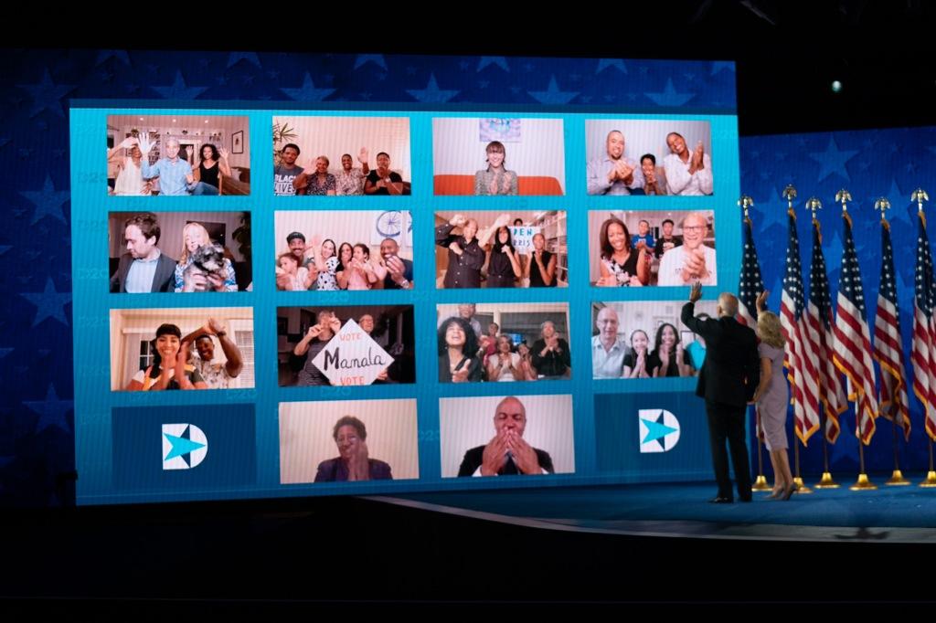 Biden DNC acceptance speech