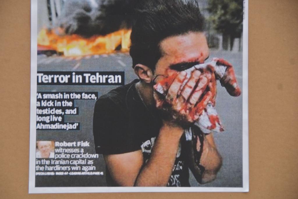 Terror in Tehran
