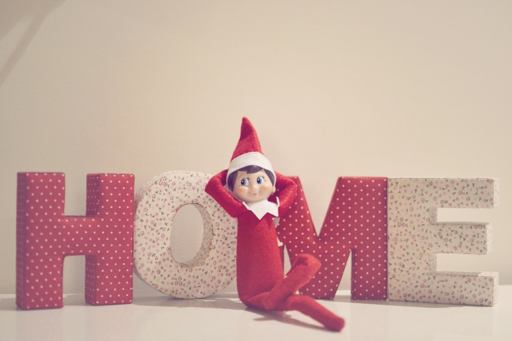 Elf on the Shelf by Jeff Djevdet