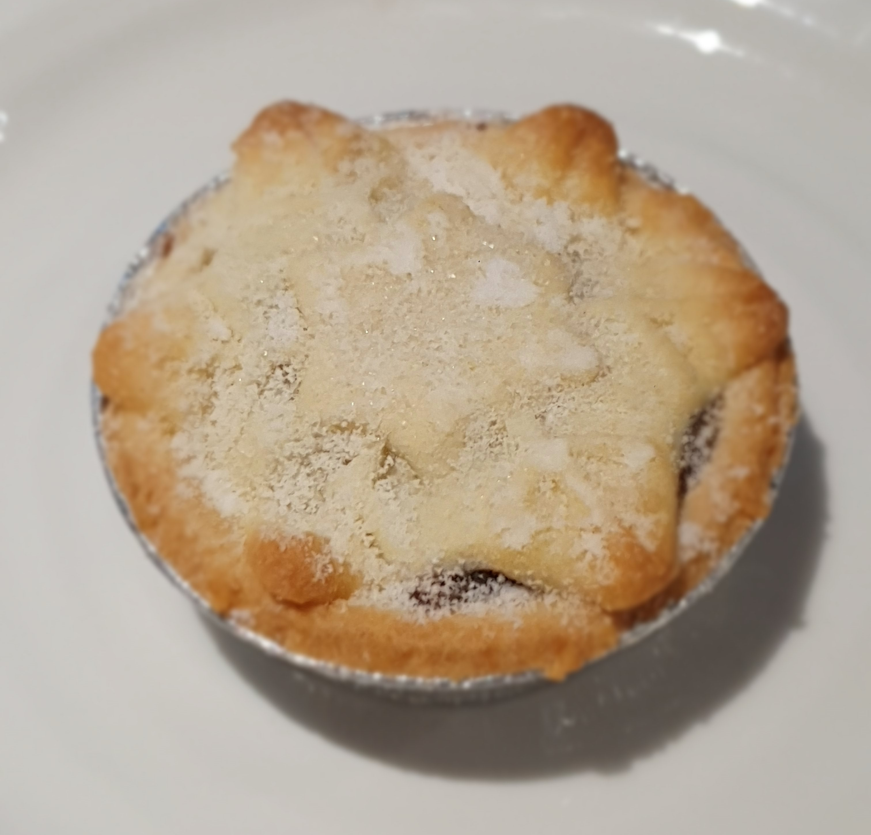 Marks and Spencer mince pie