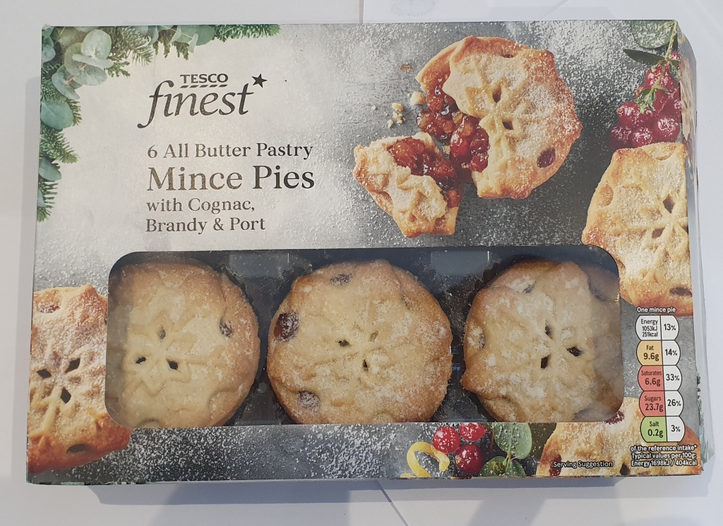 Tesco pie 1