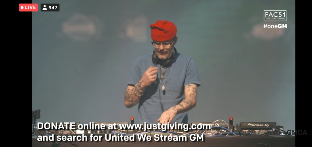 Please can someone tell me the identity of this red hat sporting DJ