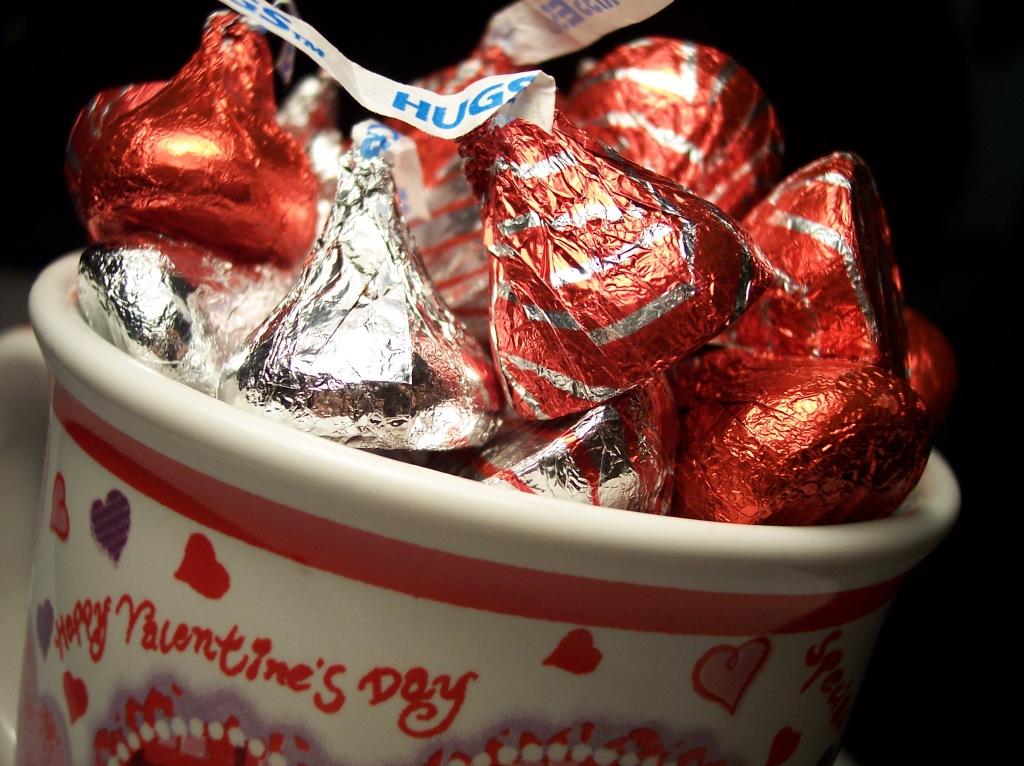 Happy Valentine's Day by C.P. Storm