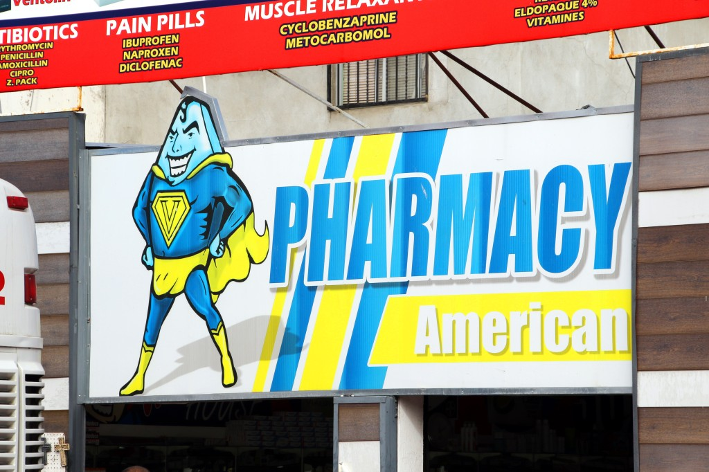 Viagra Man to the Rescue by Chuck Coker