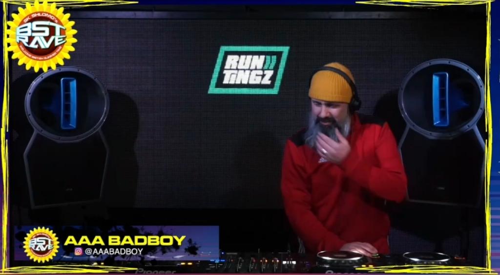 AAA Badboy 1 at BST Rave