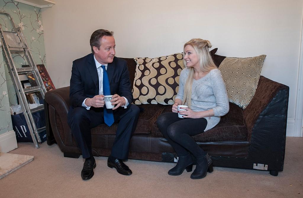 Help to Buy David Cameron