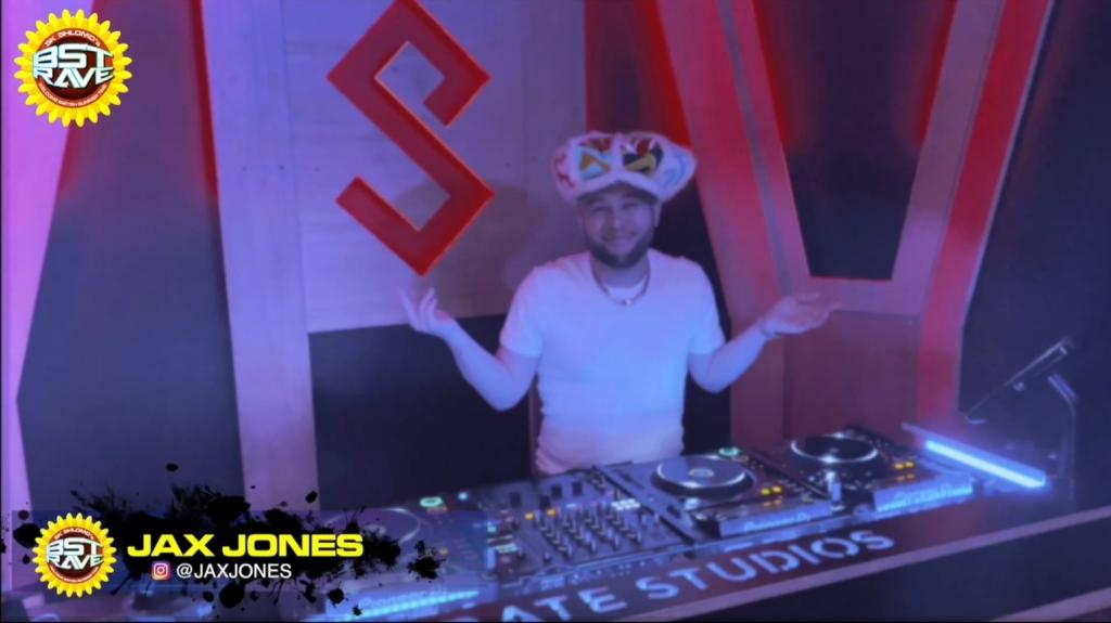 Jax Jones at BST Rave