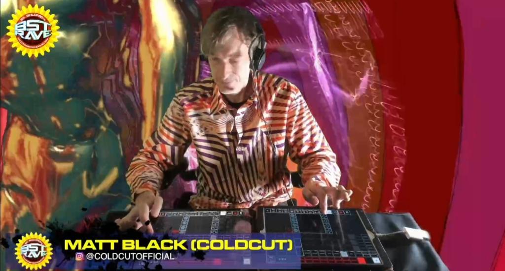 Matt Black at BST Rave