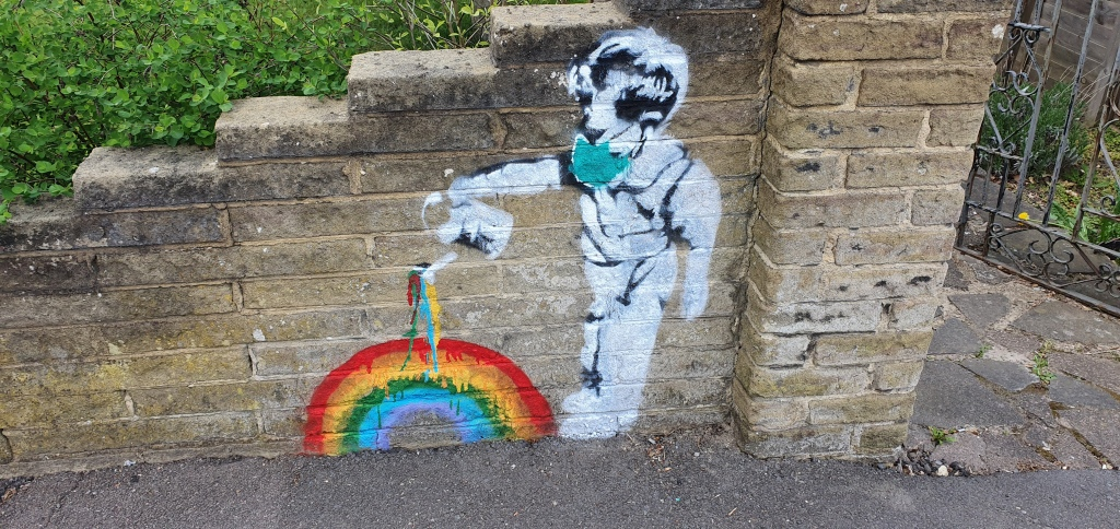 NHS Rainbow Boy by State of the Art