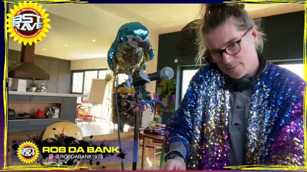 Rob Da Bank at BST Rave