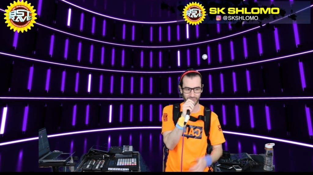 SK Shlomo 2 at BST Rave