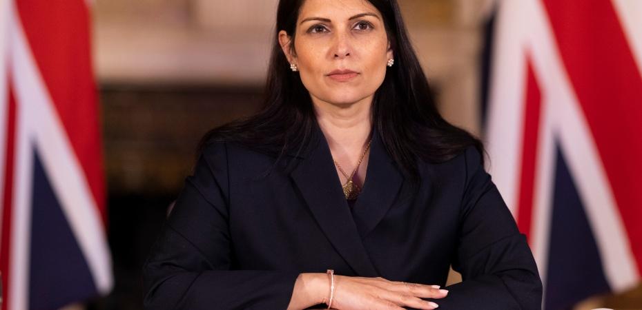 Home Secretary Priti Patel attends Christchurch Summit
