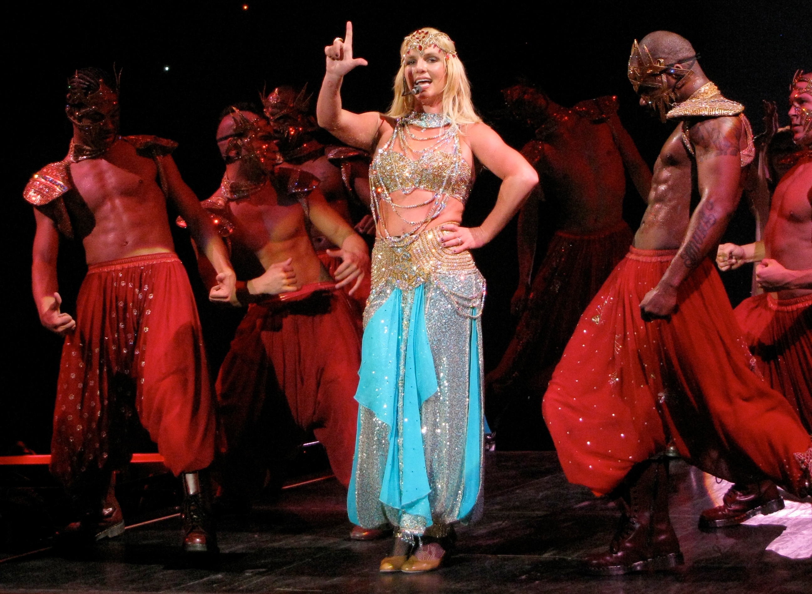 Britney Spears 2009
