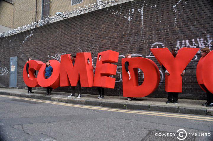Comedy Central comedy