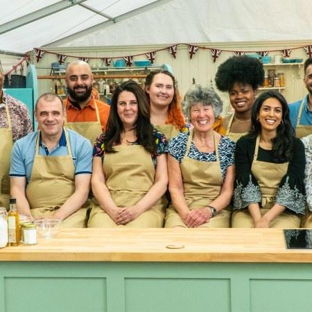 Great British Bake Off contestants - Twitter