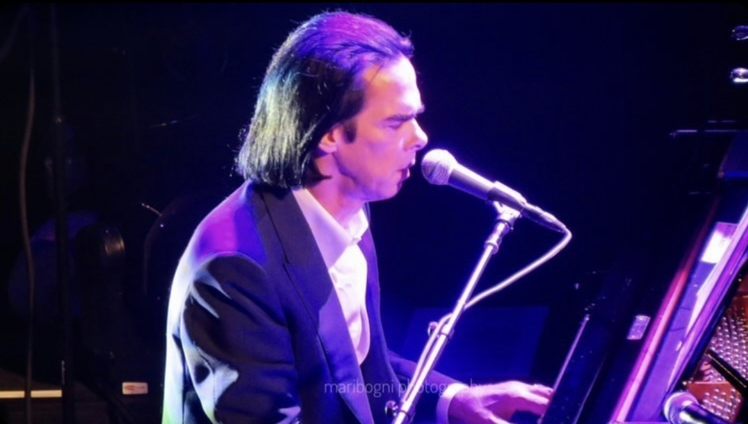 Nick Cave 4 - by Maribogni