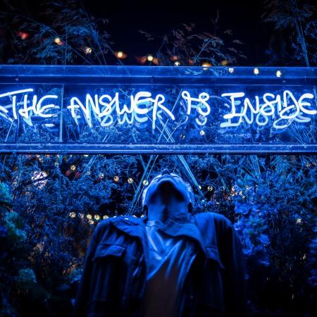 Lauren Baker - The Answer is Inside